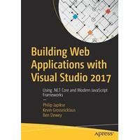 Building Web Applications With Visual Studio 2017, Paperback
