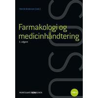 Farmakologi og medicinhåndtering, Hardback