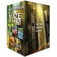 The Maze Runner Series Complete Collection Boxed Set, Hæfte