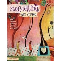 Storytelling Art Studio: Visual Expressions of Character, Mood and Theme Using Mixed Media, Hæfte