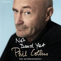 Not Dead Yet: The Autobiography, Lydbog CD
