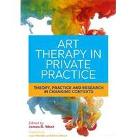 Art Therapy in Private Practice: Theory, Practice and Research in Changing Contexts, Hæfte