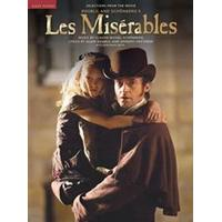 Les Miserables: Easy Piano Selections from the Movie
