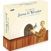 Jeeves & Wooster: The Collected Radio Dramas, Lydbog CD