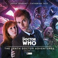 The Tenth Doctor Adventures, Lydbog CD