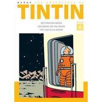 Adventures of Tintin Volume 6, Hardback