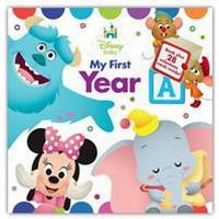 Disney Baby My First Year: Record and Share Baby's 'Firsts', Hardback