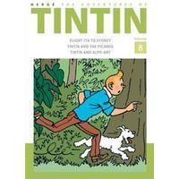 Adventures of Tintin Volume 8, Hardback