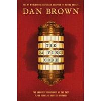 The Da Vinci Code (the Young Adult Adaptation), Hardback