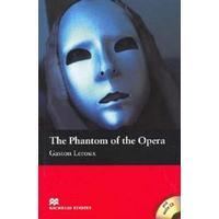 Phantom of the Opera Macmillan Beginner Reader Book & CD, Ukendt format