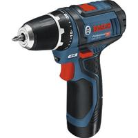 Bosch GSR 12V-15 Professional (2x2.0Ah)