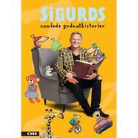 Sigurds samlede godnathistorier, E-bog