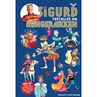 Sigurd fortæller om kongerækken, E-bog