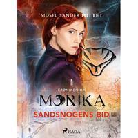 Krøniken om Morika 1 - Sandsnogens bid, Lydbog MP3