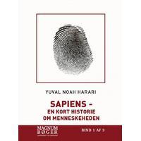Sapiens: En kort historie om menneskeheden, Hardback