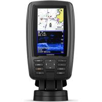Garmin 42cv, Plus ECHOMAP, Kortplotter Med Ekkolod Transducer GT-20