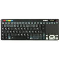 Thomson SMART TV Fjernbetjening 4in1 Samsung Samt Keyboard Nordisk Layout