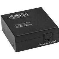 Flexson Koaksal/optisk digital audio konverter (FLXC2O1022)