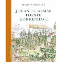 Johan og Almas første køkkenhave, Hardback