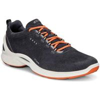 ECCO NAVY Ecco Biom Fjuel 837534 02058 Herre Sko Sneakers