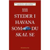 111 steder i Havana som du skal se, Hæfte
