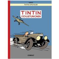 Tintin i Sovjetunionen: (specialudgave i farver), Hardback