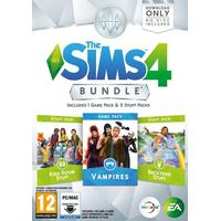 Electronic Arts The Sims 4 Bundle pack 4 PC/Mac Download