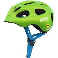 ABUS Youn-I MIPS Cykelhjelm Børn, sparkling green S | 48-54cm Hjelme Børn & Junior 2019
