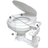 Lalizas manuelt toilet