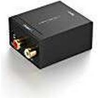 Cables Direct Digital to Analogue Converter Optical/Coaxial to RCA)