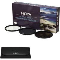 HOYA Filterkit UVC Pol.Circ. NDx8 67mm