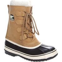 1964 Pac 2 NL1645 280 Buff, Black, Sko, Boots, Boots Med Varmt For, Brun, Dame, 38