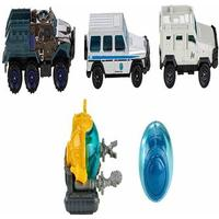 Mattel Match Box Jurassic World Dino Rivals