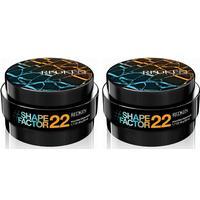 Redken Shape Factor 22 Sculpting Cream-Paste 50ml 2-pack