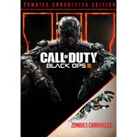 Call of Duty: Black Ops III - Zombies Chronicles Editon