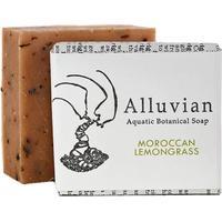 Alluvian Moroccan Lemongrass Aquatic Botanical Bar Soap 99g