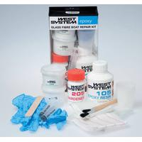 West System reparationssæt 105-K Glass Fibre Repair Kit 300g