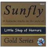 Sunfly Gold 33 - Little Shop Of Horrors & Rocky Horror Sho stenet rædsel butik