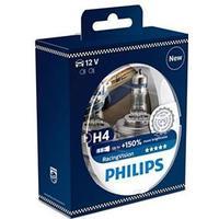 Philips Lightning Philips H4 Racing Vision +150% lys (2 stk)