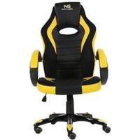 Nordic Charger Gaming Chair BlackYellow