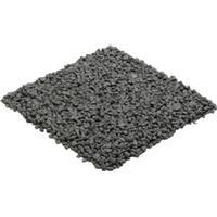 Fog granitskærver sort 11-16 mm - 5hl big bag