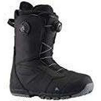 Burton Mens Ruler Boa Black Snowboard Boot, Black (Black), 47 EU