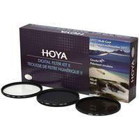 HOYA Filterkit UV(C) Pol.Circ. NDx8 62mm