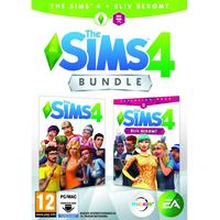 The Sims 4 Plus Get Famous Bundle (PC/Mac)