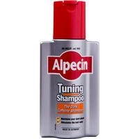 Alpecin Tuning Shampoo - Imod gråt hår og hårtab (200 ml)