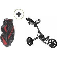 ClicGear 3.5 Sort + Golf Copenhagen Sanford Bag