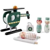 Vellidte Lægesæt i træ Legetøj - Sammenlign priser hos PriceRunner WE-93