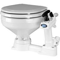 Jabsco TwistNLock Compact Manuel Toilet