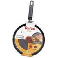TEFAL B3011072 Crepe Pan, 25 cm, Suitable for gas, electric, ceramic cookers, Juodas, Non-stick coating, Fixed handle