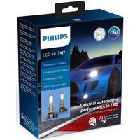 Philips X-treme Ultinon H7 LED +250% mere lys (2 stk.)